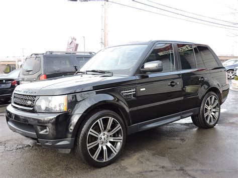 land rover hse 2012 used 2012 land rover range rover sport hse at auto house