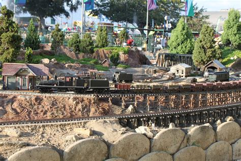 Backyard Railroad by Garden Railroad Photos Of Garden Railroads Garden