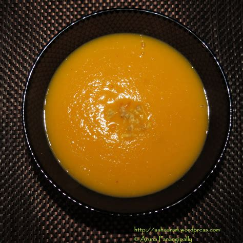 carrot and ginger soup carrot and ginger soup with a dash of orange 227 h 227 ram