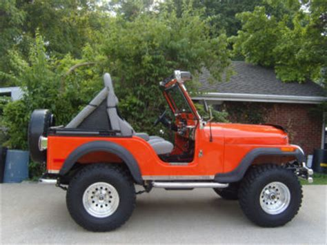 1979 Jeep Cj5 For Sale Jeep Cj 5 Completely Restored 1979 Cj5 Jeep For Sale