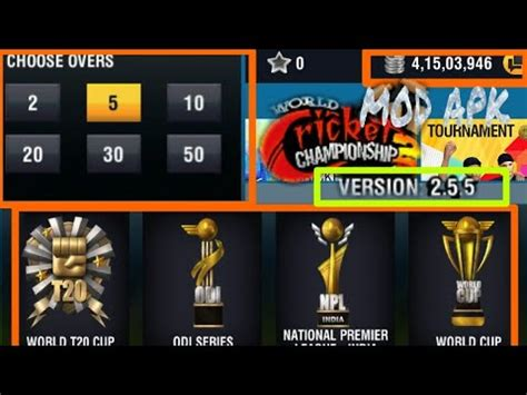 wcc 2 game mod apk download how to download and install wcc 2 mod apk of 2 5 5 youtube