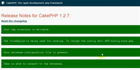 cakephp layout login very simple tutorial how to start with cakephp