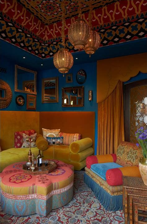 Moroccan Themed Living Room by Three Must Read Tips For Achieving A Bohemian D 233 Cor In Your Home