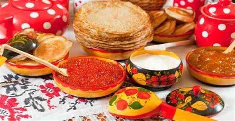 cuisine russe traditionnelle cuisine russe