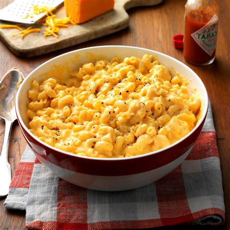 makeover cooked mac n cheese recipe taste of home