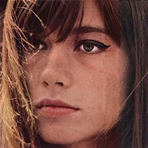 francoise hardy makeup the moment fran 231 oise hardy the style notebook