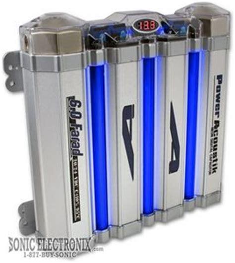 power acoustik neon digital capacitor 6 0 power acoustik neon digital capacitor 6 0 28 images power acoustik pcx30f capacitor 30farad