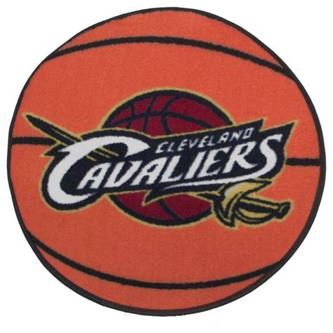 nba rugs nba cleveland cavaliers rug basketball shaped mat contemporary rugs by obedding