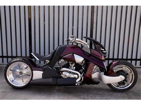 2008 Custom Built Travertson V Rex Motorcycle for Sale
