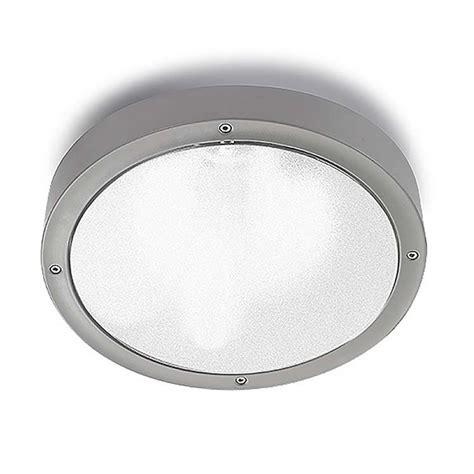 Lu Plafon Universal Led 12v leds c4 basic led plaf 243 n de techo policarbonato gris 30cm iluminaci 211 n exterior luminarias