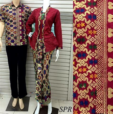 desain batik embos aneka model baju batik embos sarimbit motif terbaru