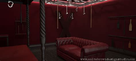 50 Shades Of Grey Room by Fifty Shades Of Grey Saucy 3d Visuals Brown 3d Visualisation