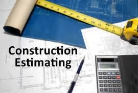 construction cost estimation services building
