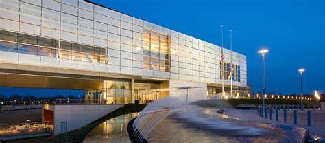 a tour of the clinton presidential center dorma projects william j clinton presidential center