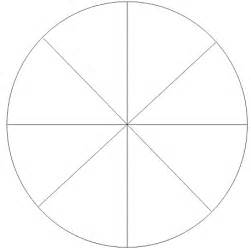 blank wheel of template a special creature wheel of an workbook
