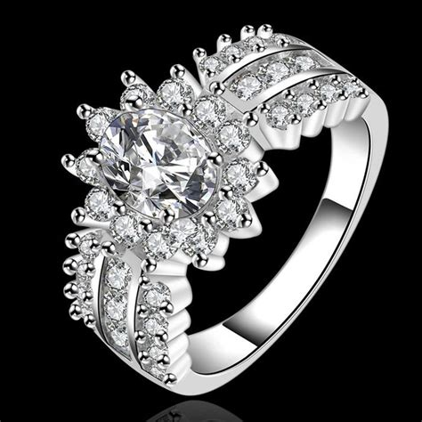r584 wholesale 925 sterling silver ring 925 silver