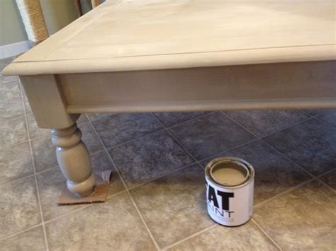 paint for coffee table feathering my nest fatty fatty paint