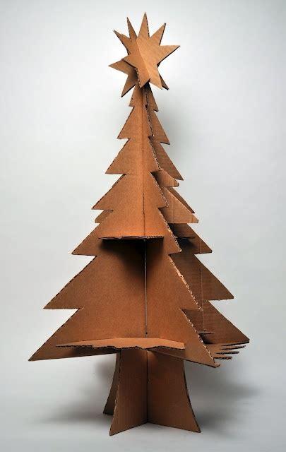 Best 25 Cardboard Christmas Tree Ideas On Pinterest Christmas Tree 3d Template Christmas Cardboard Tree Template
