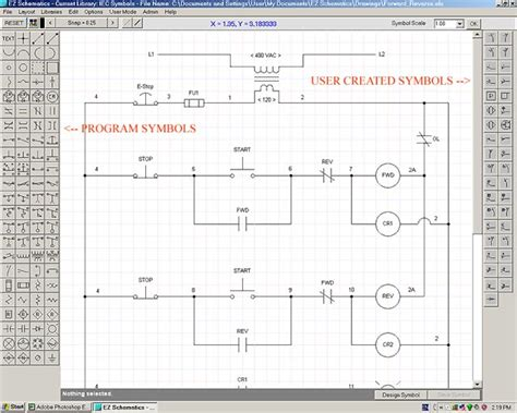 best electrical schematic software ladder logic