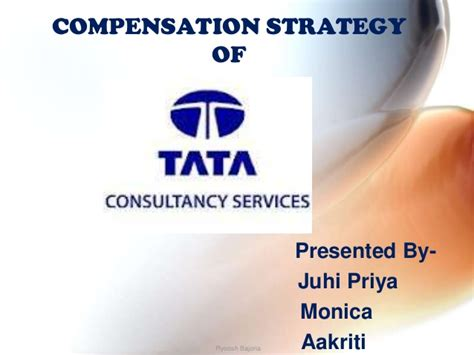 Ppt On Tcs Tcs Ppt Template