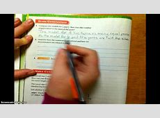 Go Math Lesson 6.1 - YouTube Lesson 6.1 Homework
