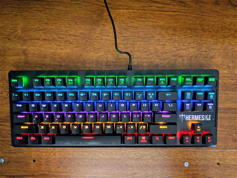 Gamdias Combo Hermes E1 3 In 1 Keyboard Mouse Mousepad gamdias hermes e2 7 color mechanical gaming keyboard review