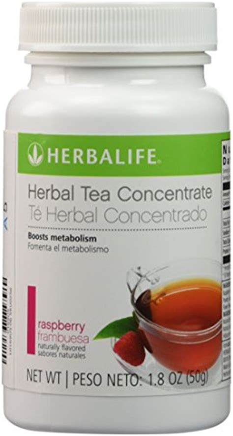 Teh Concentrate Herbalife herbal tea concentrate