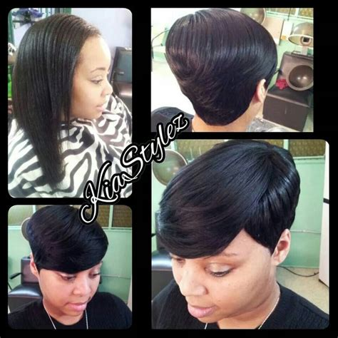 hair by kia stylez kia stylez this is a wig cap she wanted a different