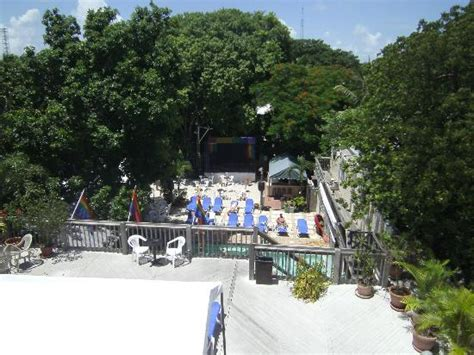 new orleans house key west pool area room 11a is behind double doors picture of new orleans house key west