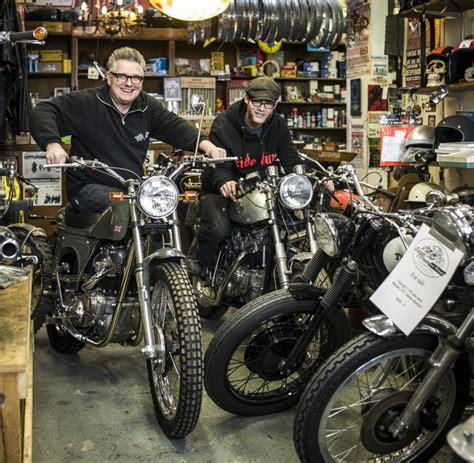Oldtimer Motorrad Werkstatt by Bmw Oldtimer Motorrad Werkstatt Motorrad Bild Idee