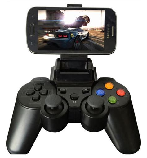 Exclusive Mini Joystick Mobile Controller For All Handphone Andro controllers remotes wireless bluetooth controller