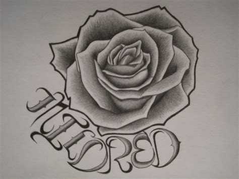 mildred rose tattoo design by heteroclite360 on deviantart
