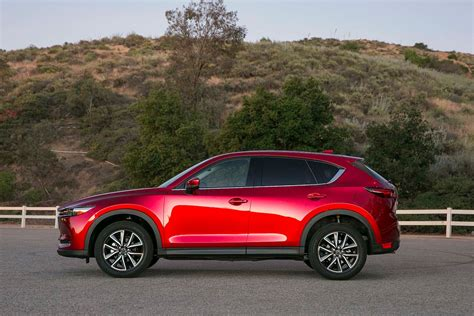 mazda cx  grand touring awd  test review