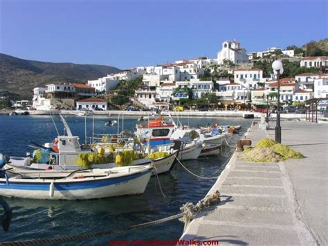 Small Villages by Andros Greece Walks Beaches And Holiday Guides And Pictures