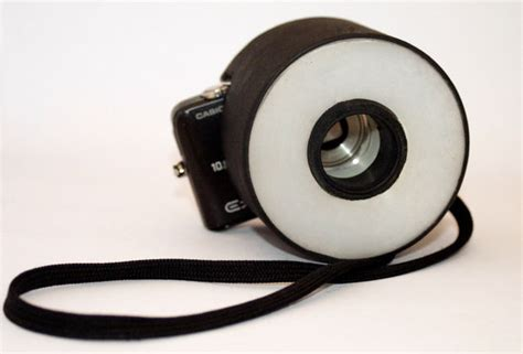 ring light for digital camera super simple and cheap diy ring light for your point and
