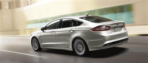 Ford Fusion 2016 by The 2016 Ford Fusion Has Arrived At Andy Mohr Ford In