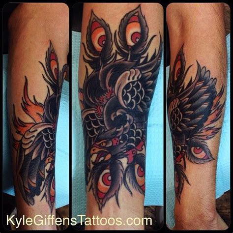 traditional phoenix tattoo 1000 ideas about sleeve on