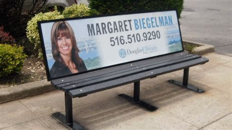 advertising bench success stories signal outdoor