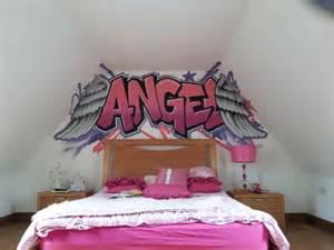 graffiti bedroom wall children teen kids bedroom graffiti mural handpainted graffiti featurewall design