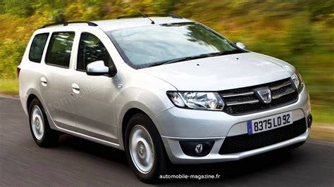 renault logan 2016 2016 renault logan mcv pictures information and specs
