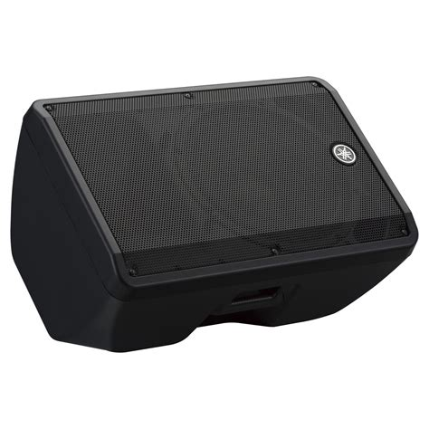 Speaker Yamaha Dbr 15 yamaha dbr15 active pa speaker box opened at gear4music