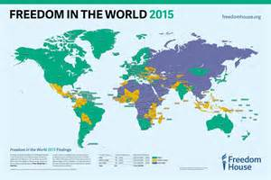 World Map 2015 by What Country Is Best For Free Speech Laws Vpsboard