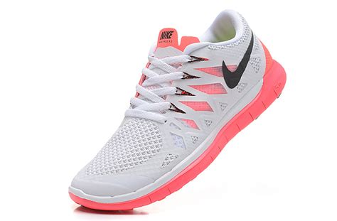 light pink nike running shoes discount nike free 5 0 2014 s running shoes white