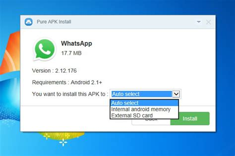 install apk on android from pc how to install apk in pc how to install apk apps android android free apk apps how to install