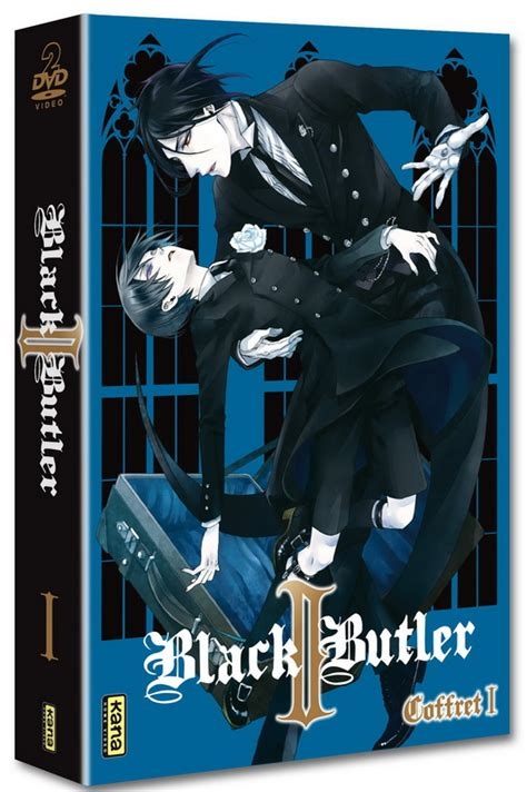 Komik Anime Black Butler Kuroshitsuji Vol 16 dvd black butler saison 2 vol 1 anime dvd news