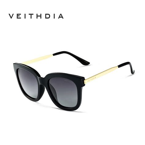 Sunglasses Luxury Polarized Veithdia Tr90 S Driving Sun Glasses Polarized Mirror