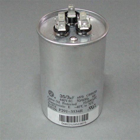 capacitor for heil heat heil heat capacitor 28 images test listing 3 york luxaire coleman 7 5 uf 440 volt run
