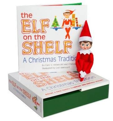 printable elf on a shelf book the elf on a shelf book elf 24 95 today only ftm