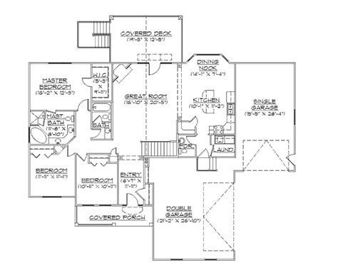 2 Bedroom Rambler Plans 301 Moved Permanently