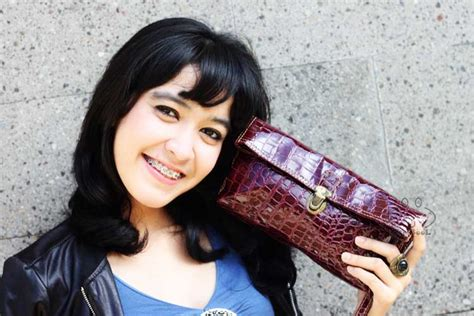 Tas Selempang Army 003 dompet clutch motif glossy pansy 01 sold out tas gaul